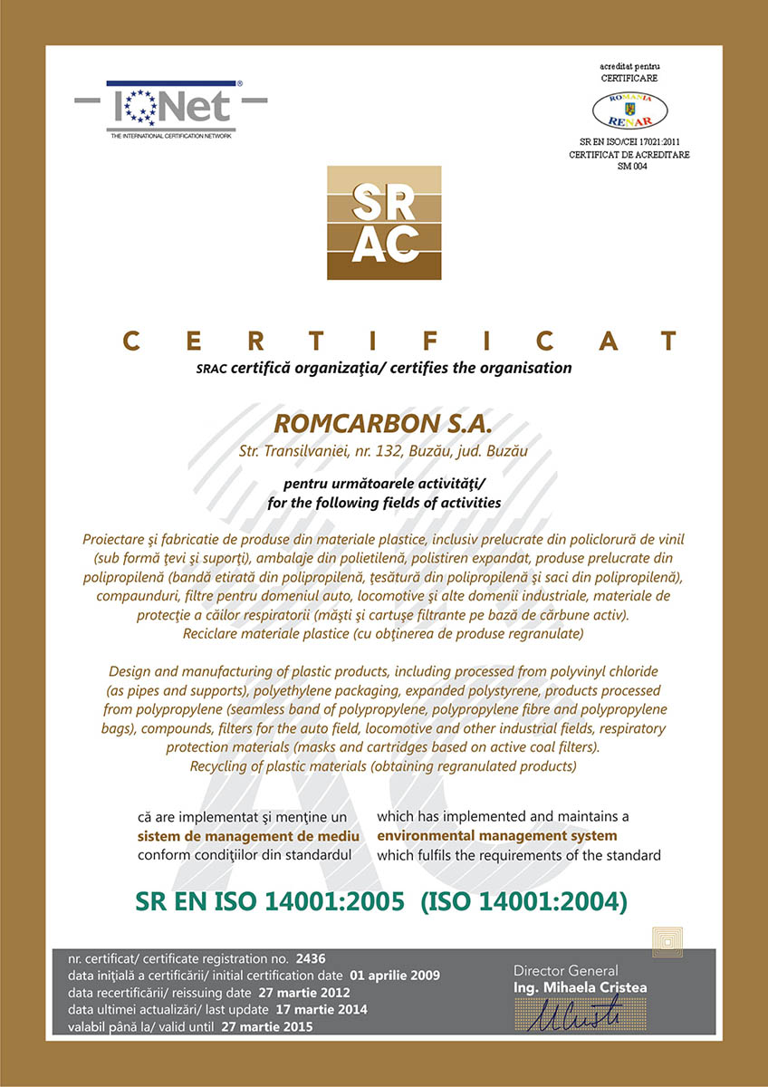 Certificat cf. ISO 14001-page-001